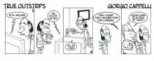 Tirinha da Semana - Olavo de Carvalho e o verdadeiro gado