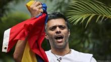 Leopoldo López lamenta não ter 'libertado' a Venezuela