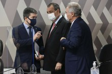 O plano sórdido de Aziz, Renan e Randolfe, com o final da CPI do Circo