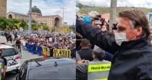 AO VIVO: Multidão recebe Bolsonaro em Aparecida, aos gritos de mito! (veja o vídeo)