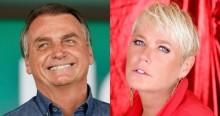 Xuxa ataca Bolsonaro e recebe resposta desmoralizante do próprio presidente