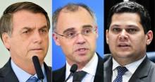"""URGENTE: Para """"perder a validade"""", Alcolumbre pretende segurar sabatina de Mendonça até 2023"""