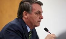 """Depois da """"trama"""" de Alcolumbre ser revelada, Bolsonaro sobe o tom (veja o vídeo)"""