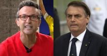 Bolsonaro desmente mais uma narrativa da velha imprensa e desmoraliza o ex-jogador Neto (veja o vídeo)