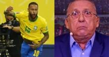 O drible desconcertante de Neymar em Galvão (veja o vídeo)