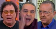 "Os ""surtos"" de Casagrande, os ""gritos"" de Luís Roberto e a total falta de respeito de Galvão (veja o vídeo)"