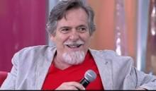 """Sem emprego, o """"eterno coadjuvante"""" Zé de Abreu vai se lançar a deputado pelo PT"""