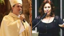 Bispo incentiva atuação criminosa do MST e recebe resposta desmoralizante de Zambelli
