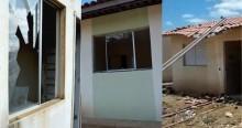 """Ver """"pobres"""" depredando casas que seriam entregues a centenas de famílias carentes é estarrecedor"""