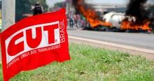 A CUT por trás de uma nova greve de caminhoneiros