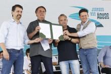 Jornada das Águas vai percorrer dez estados com inaugurações, anúncios e entregas que buscam emancipar a população do semiárido brasileiro