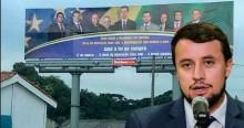 Por conta de outdoor que homenageava a Lava Jato, conselho do MP aprova demissão de procurador