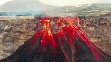 Vulcão Cumbre Vieja continua em erupção... Existe possibilidade real de um tsunami atingir o Brasil? (veja o vídeo)