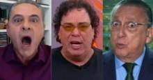 Para desespero de Galvão e cia, Globo sofre novo 'golpe' e perde exclusividade para transmissão da Copa