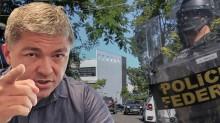 Exclusivo: A advogada e a esposa de Wellington Macedo, preso por ordem de Moraes, revelam o sofrimento do jornalista (veja o vídeo)