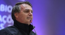 Uma pedra no caminho do sistema... Jair Messias Bolsonaro (veja o vídeo)