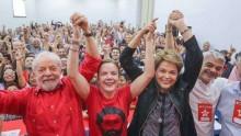 Os evangélicos dizem 'não' a Lula