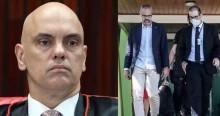 URGENTE: Moraes determina a prisão preventiva e extradição do jornalista Allan dos Santos