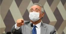 """A pandemia abriu a barriga do país para mostrar a verdade sobre Renan Calheiros e o circo da CPI"", afirma advogado (veja o vídeo)"