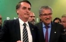 Bolsonaro está com um pé no PL