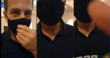 """Indagado sobre """"traição"""" a Alckmin, Doria surta e vai pra cima de jornalista (veja o vídeo)"""