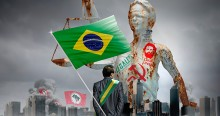 "Terra sem lei: Bolsonaro contra o ""sistema"""