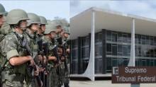 AO VIVO: STF vai limitar o poder da Justiça Militar? / Exército faz treinamento de guerra (veja o vídeo)