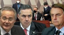 AO VIVO: Barroso quer controle democrático / CPI aprova banimento de Bolsonaro (veja o vídeo)