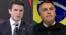 URGENTE: Marinho tenta lacrar em cima de Bolsonaro, é desmascarado e escuta duras verdades sobre o seu pai (veja o vídeo)