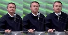 Em discurso histórico, Bolsonaro faz forte desabafo e chora emocionado (veja o vídeo)
