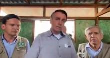 """Bolsonaro volta a mostrar refugiados venezuelanos e diz que a """"igualdade do socialismo é a da miséria para todos"""" (veja o vídeo)"""