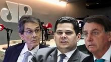 AO VIVO: O novo partido de Bolsonaro / Renúncia de Alcolumbre / TV Jovem Pan começa com pé esquerdo (veja o vídeo)