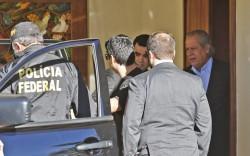 Zé Dirceu, preso na Operação Pixuleco