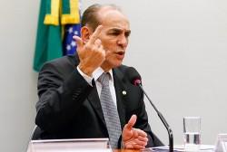 Marcelo Castro (PMDB), novo ministro da Saúde