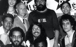 Bicudo com Lula na fundação do PT