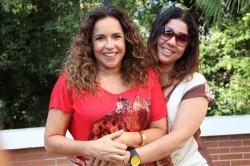 Daniela Mercury e Malu Verçosa