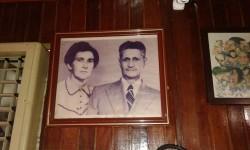 Sr. Franklin e dona Adaila, fundadores