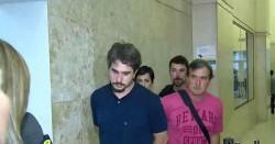 Ricardo, no momento da prisão