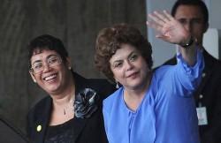 As amigas, Erenice e Dilma