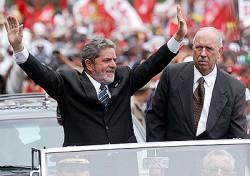 Lula eleito, 2002