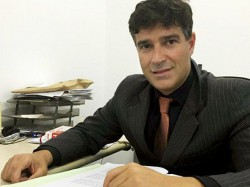 Promotor de Justiça Cássio Conserino