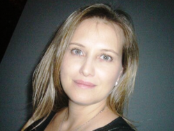 Renata, esposa de Lulinha