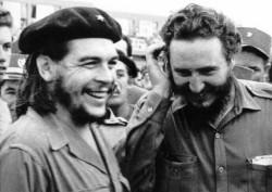 Fidel e Ernesto Che Guevara
