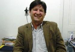 Frednes Correa Leite, governador do distrito LB-1