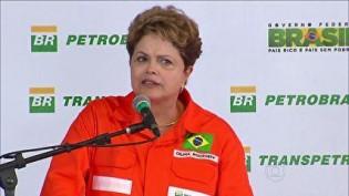 Dilma diz que sociedade exige o fim da corrupção na Petrobras
