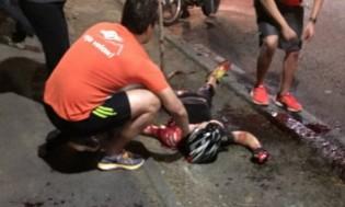 Morre médico carioca esfaqueado ontem na Lagoa