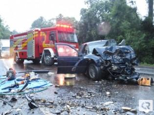 Feriado: balanço parcial da PRF registra 31 mortes em rodovias federais