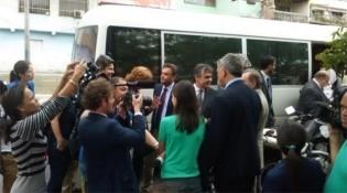 Humilhação do Brasil na Venezuela teve participação de embaixador brasileiro