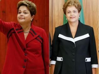Dilma está 65% mais magra - Parte I