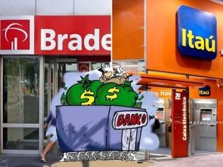 Dívidas bilionárias não assustam os bancos